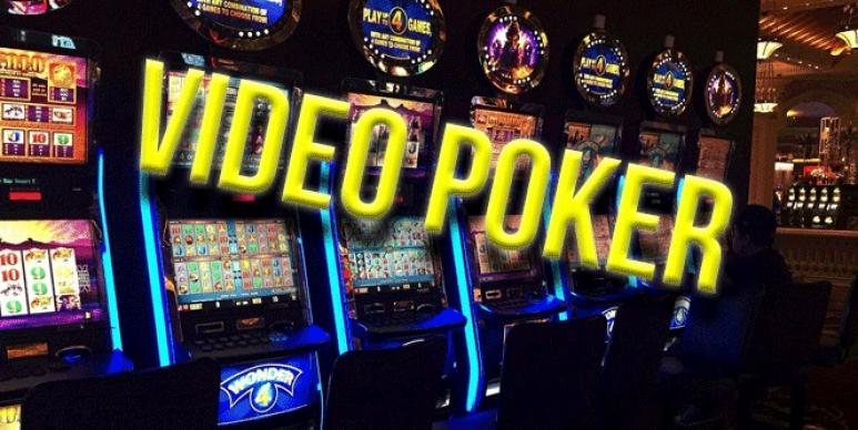 machines de video poker au casino